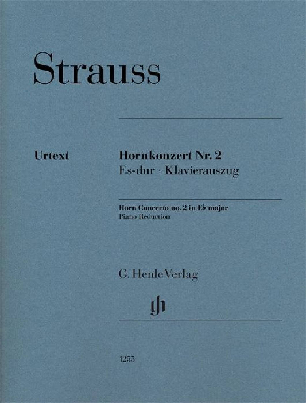 Richard Strauss - Horn Concerto No. 2 In E Flat Major - Cor Et Piano