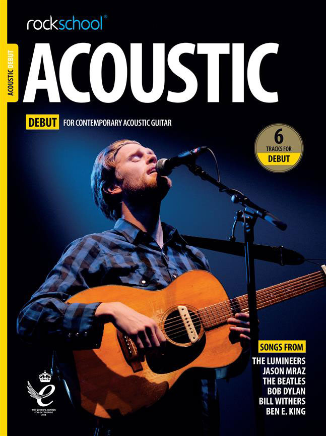 Rockschool Acoustic Debut
