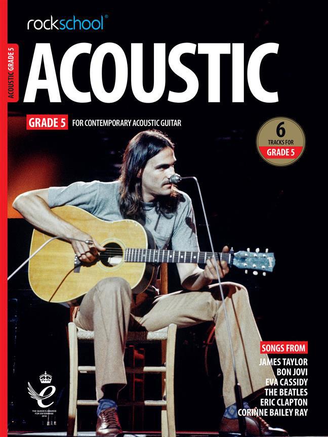 Rockschool Acoustic Grade 5