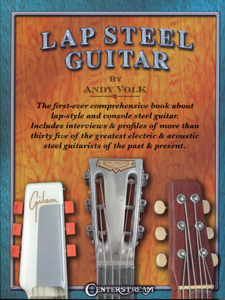 Volk Andy - Lap Steel Guitar Andy Volk
