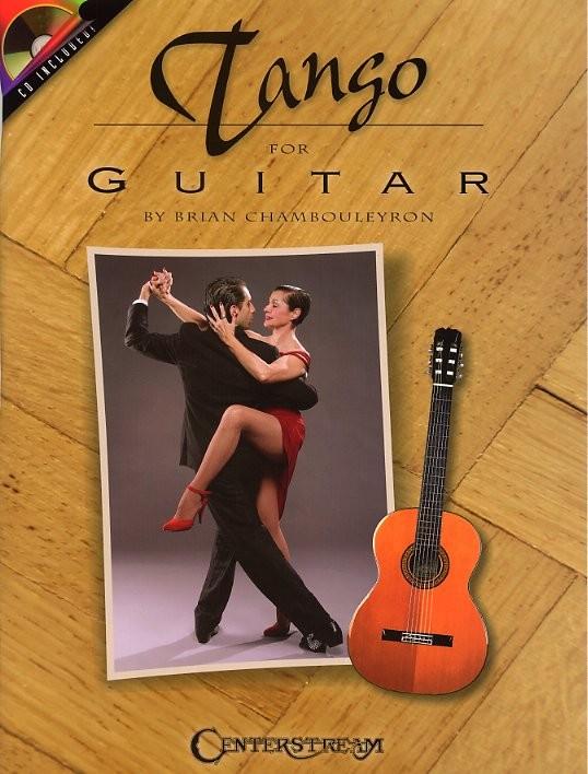 Brian Chambouleyron Tango For Guitar + Cd - Guitar