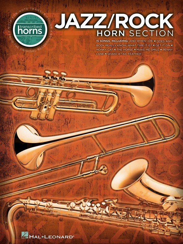 Jazz Rock Horn Section - Saxophone