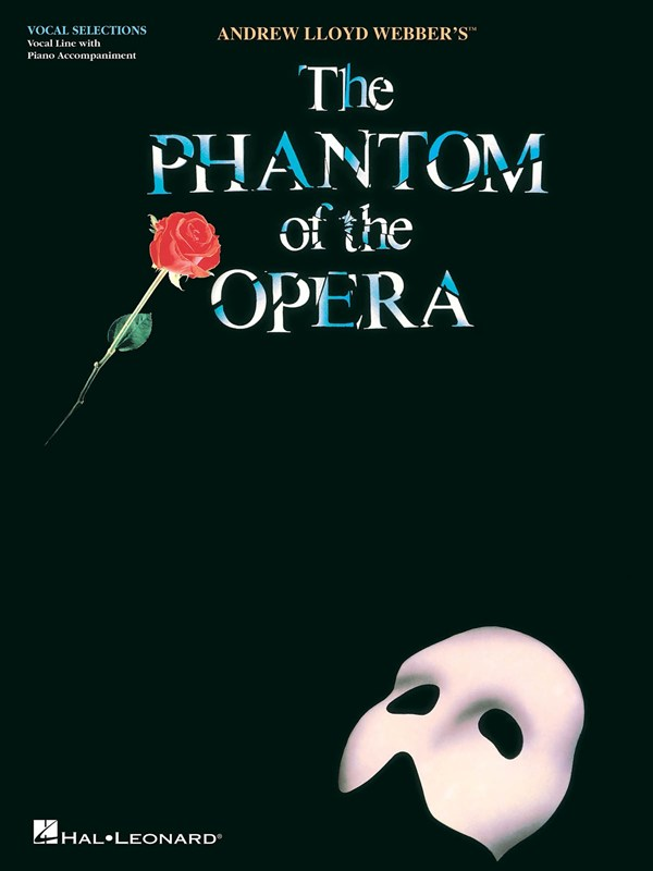 Lloyd Webber Andrew Phantom Of The Opera Vocal Edition - Voice