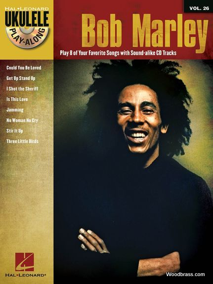 Ukulele Play-along Vol.26 - Bob Marley