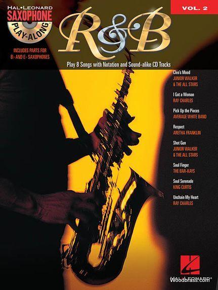 Saxophone Play Along Vol.2 - Randb + Cd