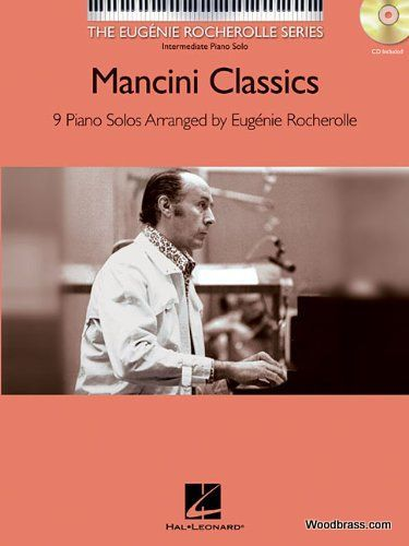 Mancini Classics - The Eugenie Rocherolle Series + Cd