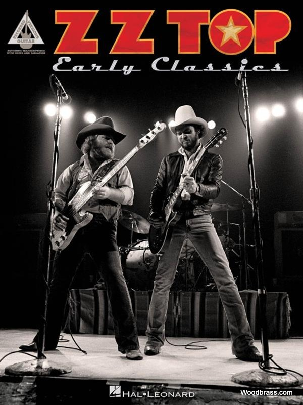 ZZ TOP - EARLY CLASSICS - GUITAR TAB