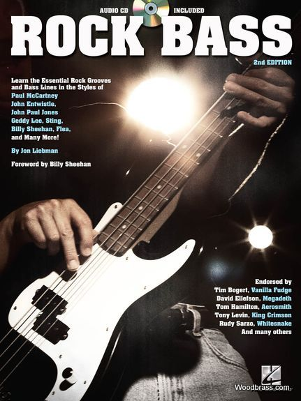 Rock Bass - 2nd Edition + Cd
