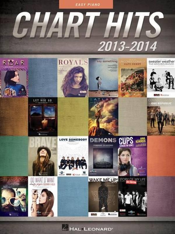 Chart Hits 2013-2014 - Easy Pvg