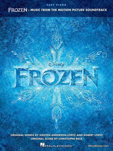 Frozen - La Reine Des Neiges - Easy Piano