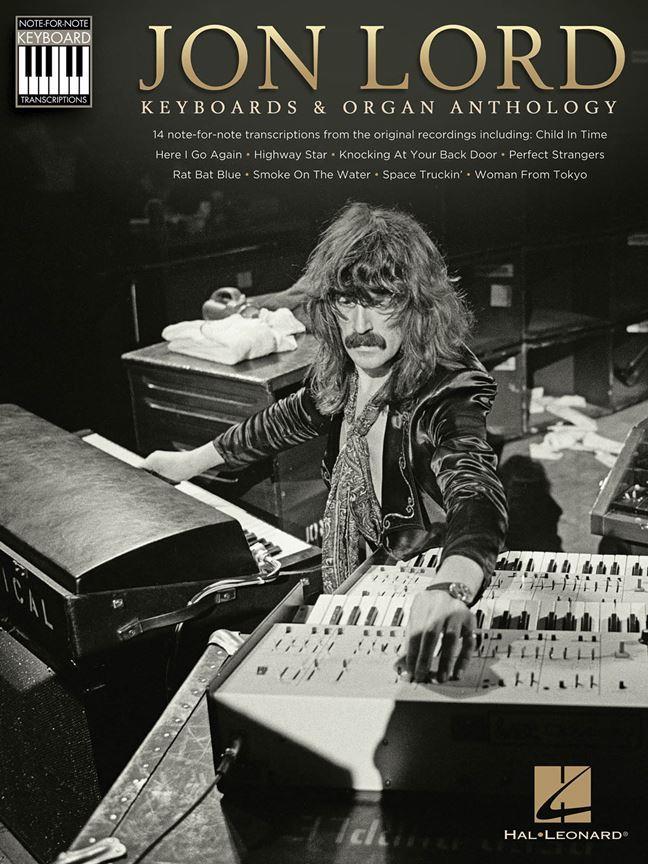 Jon Lord - Keyboard and Organ Anthology