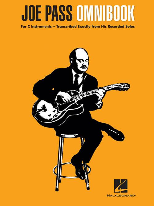 Joe Pass - Omnibook (c Instruments)