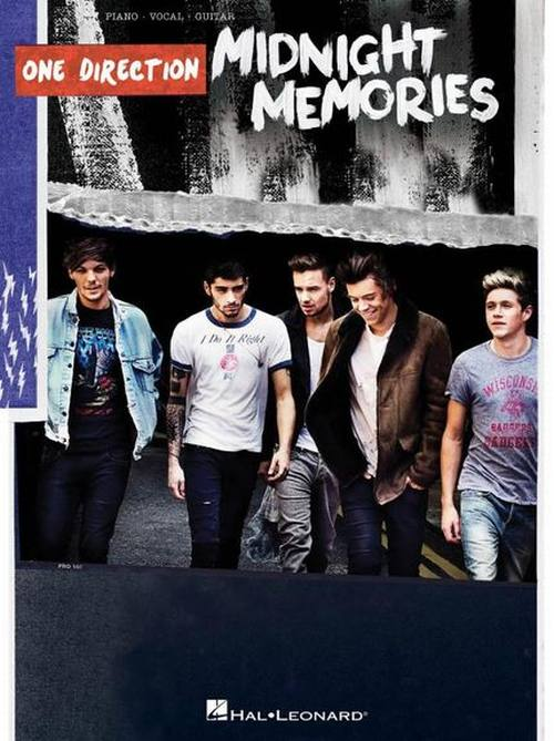 One Direction - Midnight Memories - Pvg