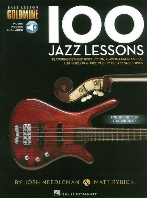 Bass Lesson Goldmine - 100 Jazz Lessons