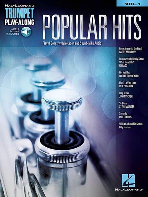 Trumpet Play-along Vol.1 - Popular Hits
