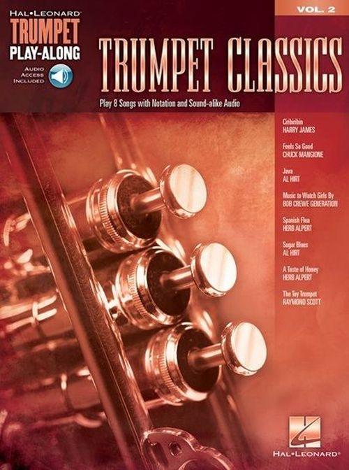 Trumpet Play-along Vol.2 - Trumpet Classics