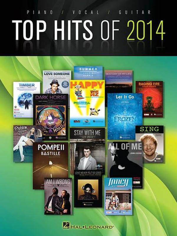 Top Hits 2014 - Easy Piano