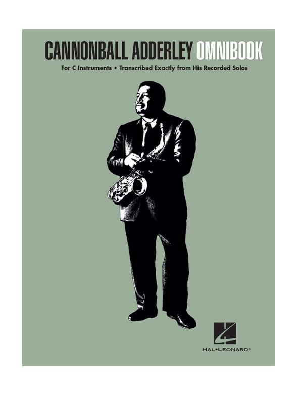 Cannonball Adderley - Omnibook (c Instruments)