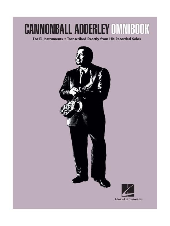 Cannonball Adderley - Omnibook (eb Instruments)