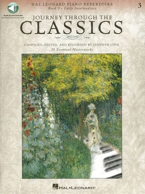 Journey Through The Classics Book 3 - Early Intermediate