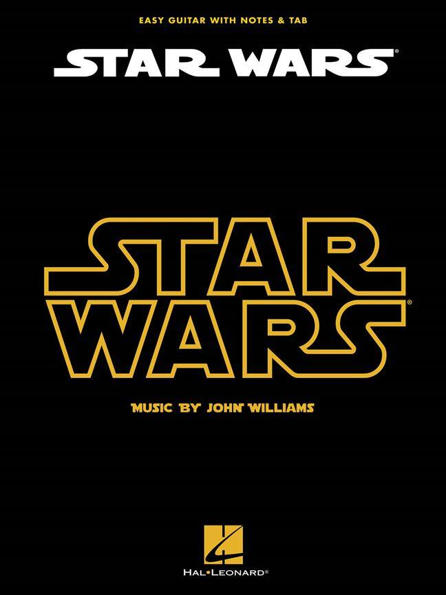 John Williams - Star Wars - Easy Guitar Tab