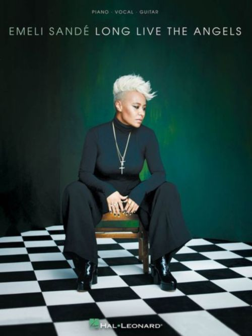 EMELI SANDE - LONG LIVE THE ANGELS - PVG SONGBOOK