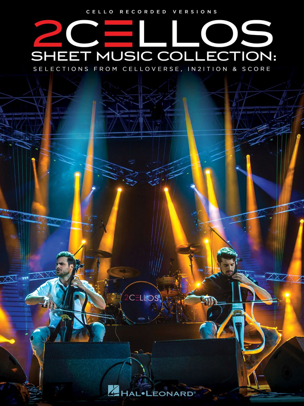 2CELLOS SHEET MUSIC COLLECTION - VIOLONCELLE (SULIC LUKA / HAUSER STJEPAN)