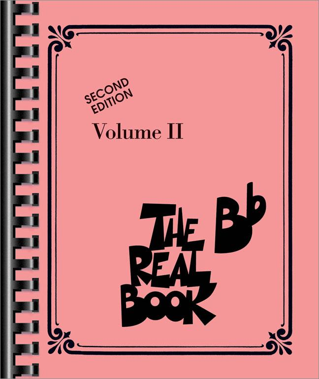 The Bb Real Book Vol.2 Second Edition