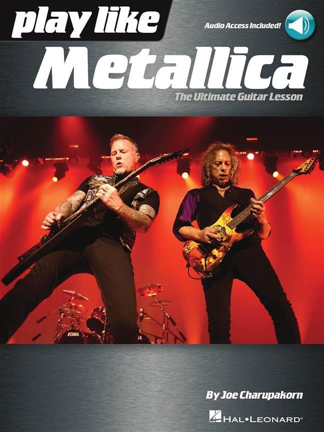 Play Like Metallica - Ultimate Guitar Lesson - Guitar Tab