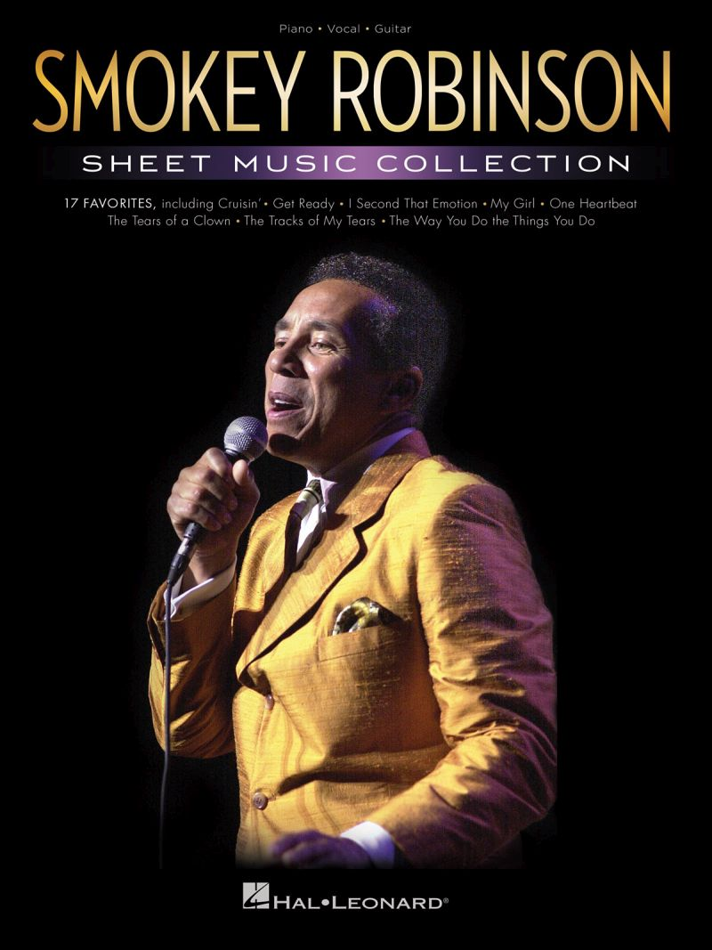 Smokey Robinson - Sheet Music Collection - Pvg