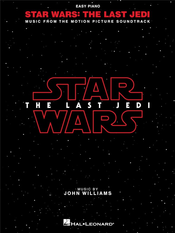 John Williams - Star Wars The Last Jedi - Easy Piano