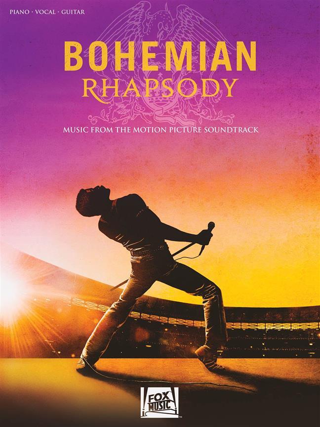 Queen - Bohemian Rhapsody Soundtrack - Pvg