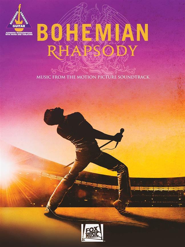 Queen - Bohemian Rhapsody Soundtrack - Guitar Tab