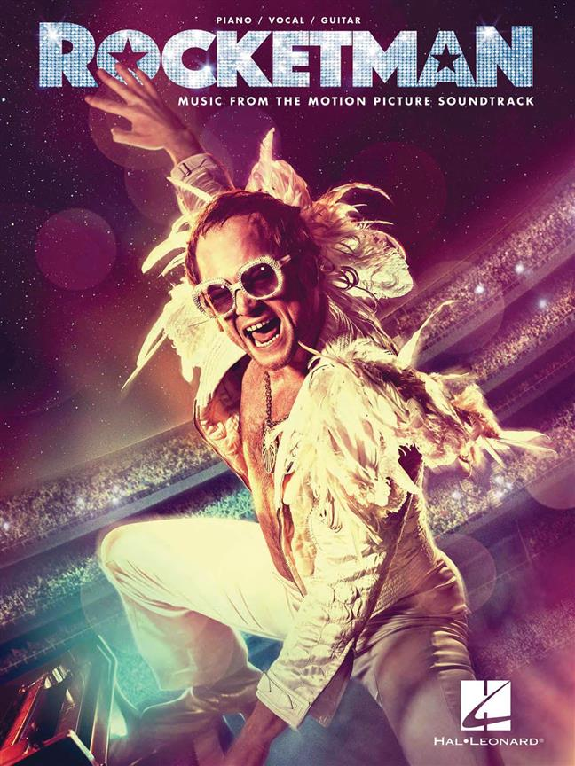 Elton John - Rocketman Soundtrack - Pvg