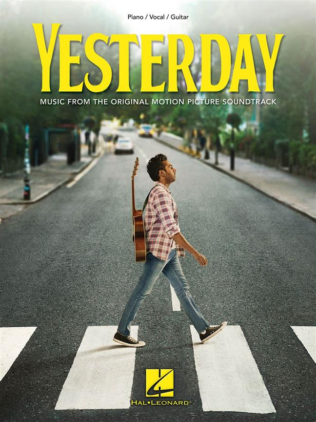 The Beatles - Yesterday Soundtrack - Pvg
