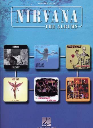 Nirvana - The Albums - Pvg