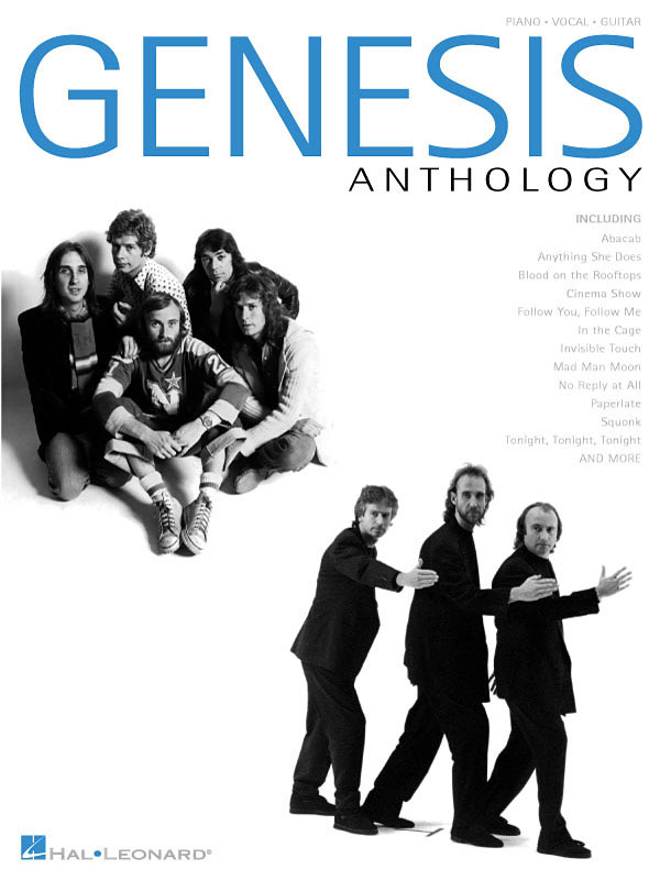 GENESIS ANTHOLOGY - PVG