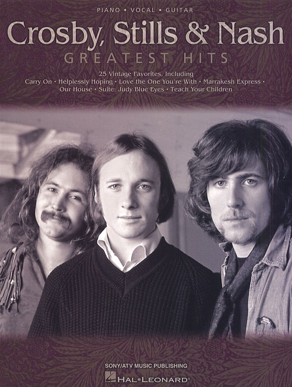 CROSBY, STILLS AND NASH - GREATEST HITS - PVG