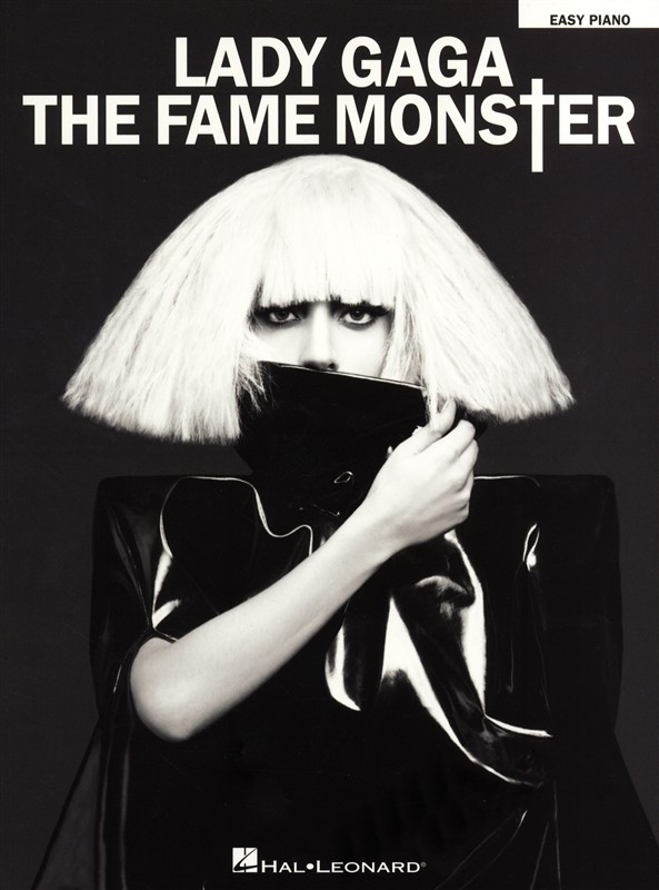 Lady Gaga The Fame Monster Easy - Piano Solo