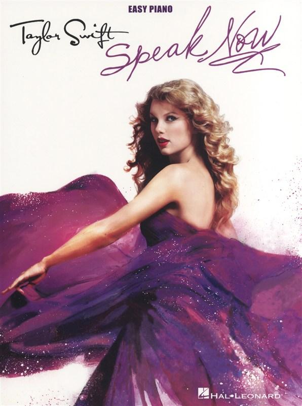 Swift Taylor Speak Now Easy - Piano Solo