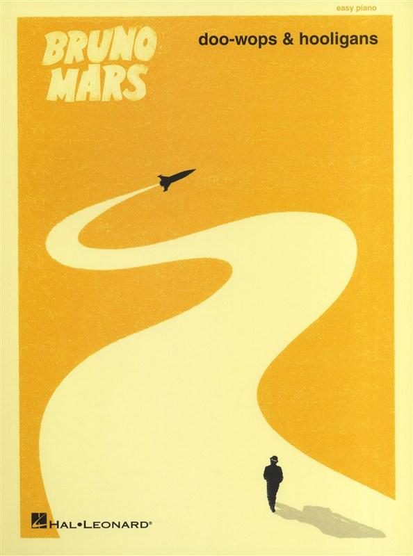 Mars Bruno Doo-wops And Hooligans Easy - Piano Solo