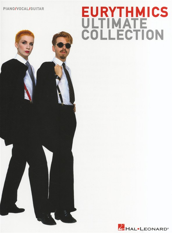EURYTHMICS ULTIMATE COLLECTION - PVG