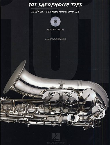 Mordnes Eric - 101 Saxophone Tips -