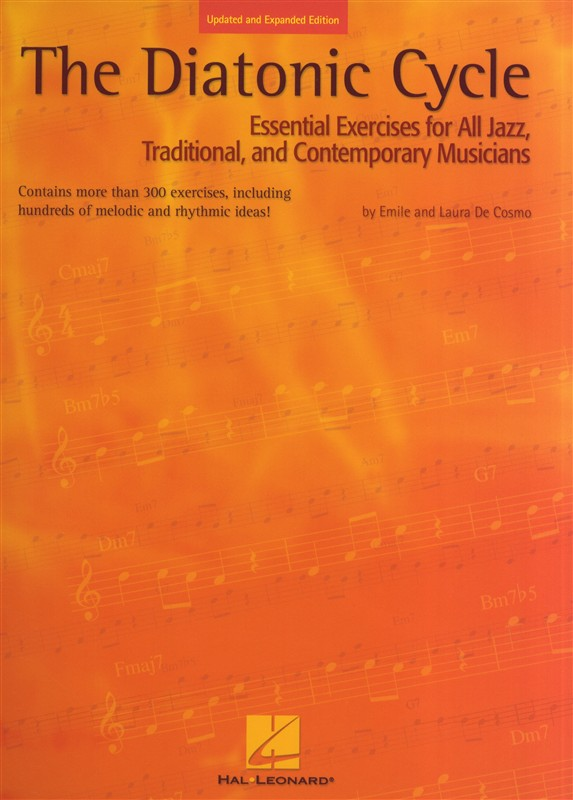 EMILE AND LAURA DE COSMO THE DIATONIC CYCLE ESSENTIAL EXERCISES- TREBLE CLEF INSTRUMENTS