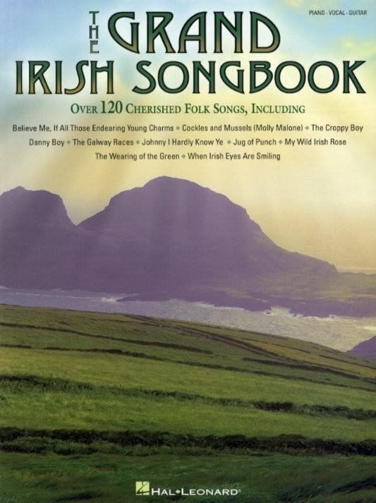 THE GRAND IRISH SONGBOOK - PVG