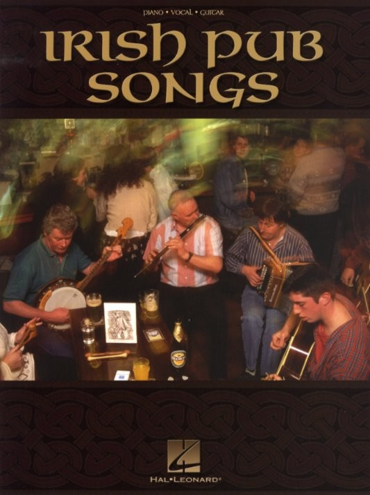 IRISH PUB SONGS - PVG