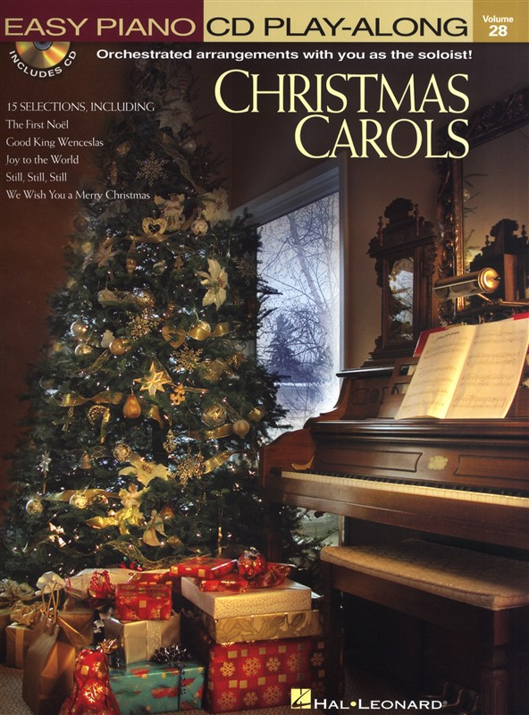CHRISTMAS CAROLS+ CD - PIANO SOLO