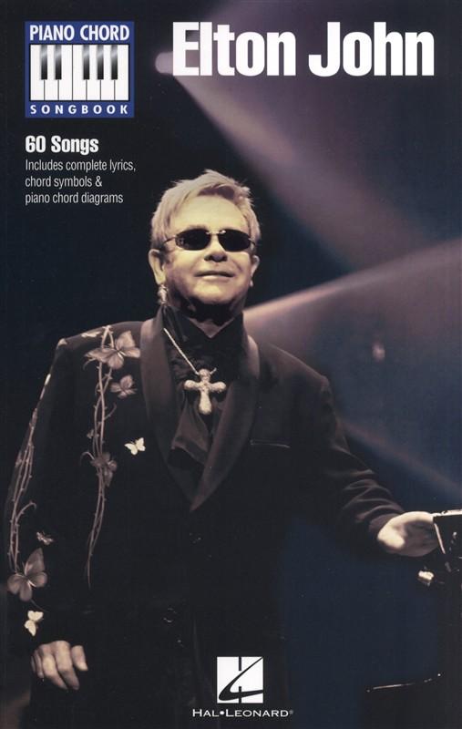 Livres De Chansons Elton John Partition Elton John