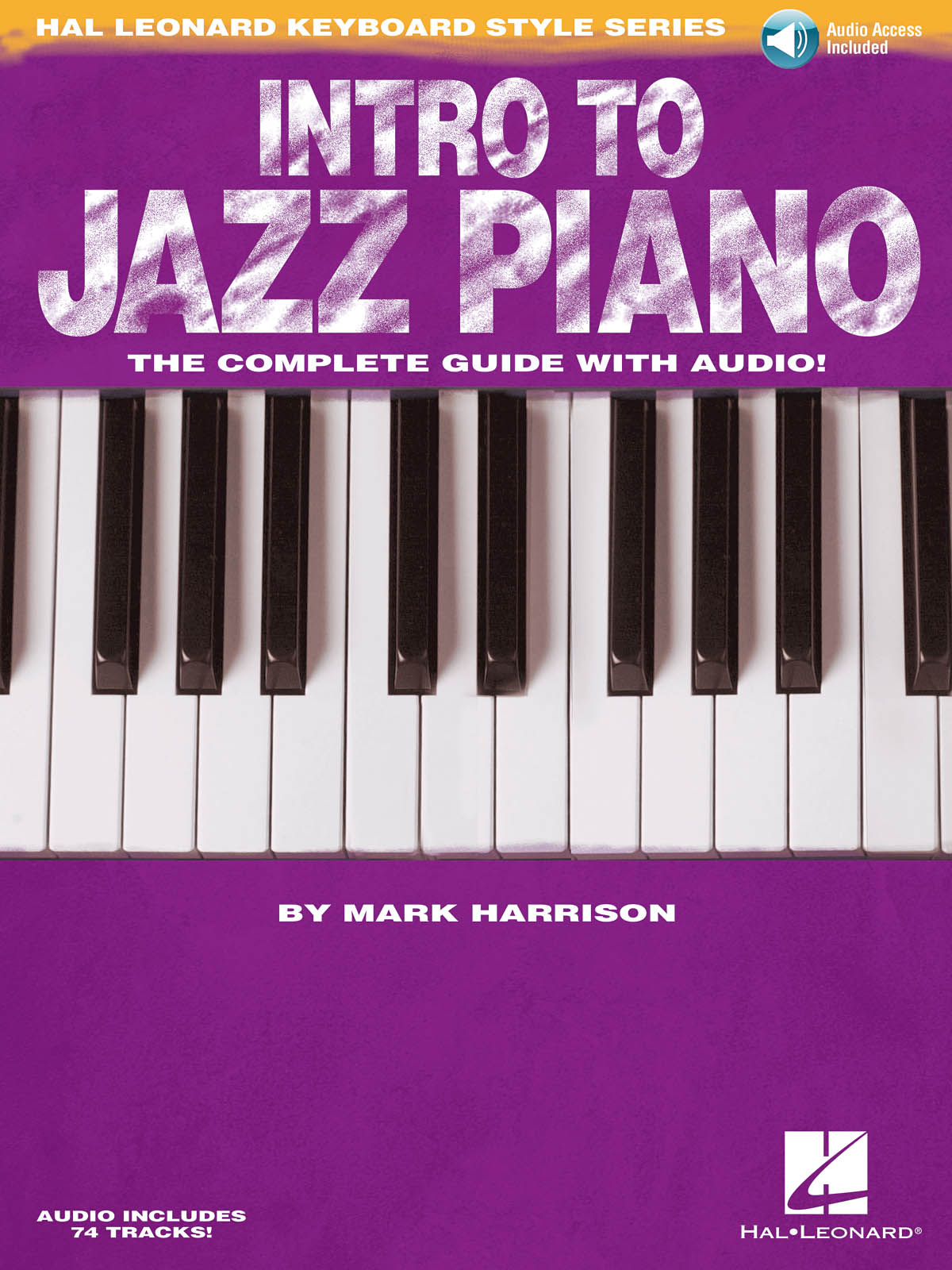 HARRISON MARK - INTRO TO JAZZ PIANO