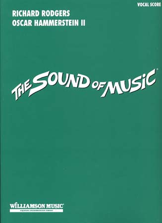 RODGERS/HAMMERSTIEN - SOUND OF MUSIC - VOCAL SCORE